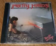 "PRETTY MAIDS  ""Red, Hot And Heavy""  Debut CD     Import  NEW   (CD)"