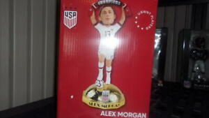 Alex Morgan US Womens Soccer Bobblehead NEW!