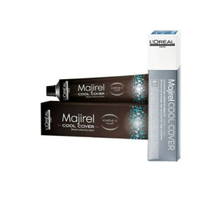 L'OREAL MAJIREL COOL COVER 50ML (OLD + NEW) - ALL COLOURS AVAILABLE