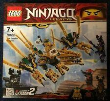 LEGO 70666 THE GOLDEN DRAGON NINJAGO LEGACY Set New & Unopened