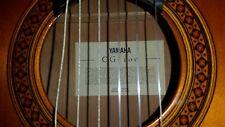 Yamaha CG-100 Gitarre