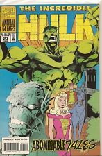 The Incredible Hulk Annual #20 | 1994 | MARVEL Comics