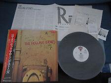 Rolling Stones Beggars Banquet Japan Promo Label Vinyl LP 1985 w OBI Photo 1985