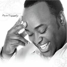 ~COVER ART MISSING~ Myron Williams CD Made to Worship