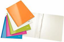 Leitz WOW Schnellhefter A4 250 Blatt 6 Stück farbig sortiert LE2697 30011099