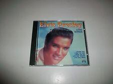 ELVIS PRESLEY - CD - LOVE SONGS - IMPORT - RARE