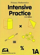Singapore Math Primary Math Intensive Practice 1A-FREE Expedited Upgrade with$45