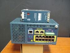 CISCO CATALYST 2955 WS-C2955T-12 12 PORT SWITCH + PWR-2955-AC= AC POWER SUPPLY