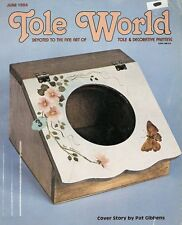 TOLE WORLD ~ JUNE 1984