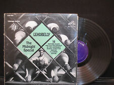 Leadbelly - The Midnight Special on RCA Victor LPV-505