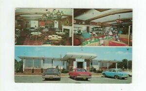 NJ Raritan New Jersey vintage  post card - Country Gentleman Restaurant