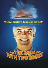 The Man With Two Brains DVD (1983) - Steve Martin, Kathleen Turner, Carl Reiner
