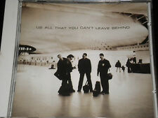 U2 - All That Tu Ne Peux Pas Leave Behind - Album CD - Édition spéciale - 2000