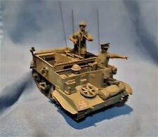 Wwii British light tracked recon vehicle, 1/35 scale, Reduced!
