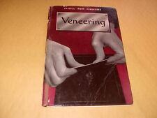 Veneering By Edward W Hobbs - 1965