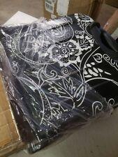 Heys Hardside 2-Piece Luggage Set with Jewelry Roll F11107 NIOB BLACK LACE
