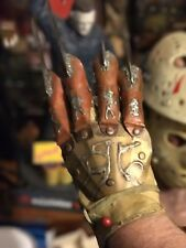 Freddy Krueger Glove Nightmare On Elm Street 6 Prop Replica Freddys Dead