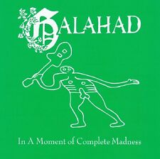 Galahad - in a moment of Complete Madness + bonus tracks, neo prog rock UK, rare