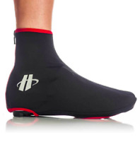 New Unisex Hincapie Power XM Cycling Thermal Shoe Covers, Black, Size Medium