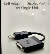 OEM Dell DisplayPort to DVI Single Link Adapter DP/N: 0KKMYD