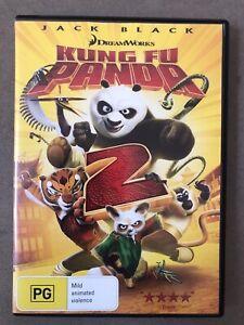 Kung Fu Panda 2 DVD (PG Rating)