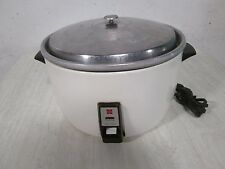 """""""NATIONAL SR-42 HZN"""" COMMERCIAL H.D. 23CUP/4.2L AUTOMATIC ELECTRIC RICE COOKER"""