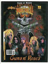 "Rock 'N' Roll Comics Magazine #3 (1990) FN 1st Printing  ""Guns n' Roses"""
