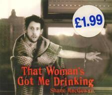 Shane Macgowan(CD Single)That Woman's Got Me Drinking-