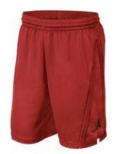 New listing Nike Men's Size 4XL Jordan Franchise Basketball Shorts AJ1120-688 Red