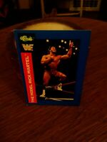 1991 Classic WWF Superstars #150 The Model Rick Martel Wrestling Card