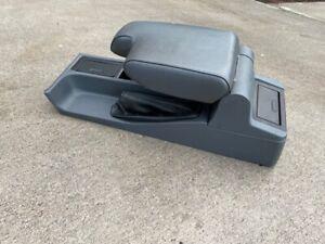 BMW E36 325i 318i Center Console Armrest Grey leather WITH OEM Ashtray