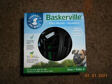 New Baskerville Ultra Dog Muzzle Size 2 - Fits Small Dogs, Look at Chart