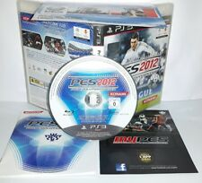 PRO EVOLUTION SOCCER 2012 12 PES Playstation 3 Ps3 Play Station Sony Gioco Game
