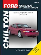 Chilton Repair Manual 26608 Ford Mustang 1994-03