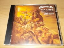 Helloween - Walls Of Jericho + Helloween EP  CD