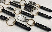 LOT OF 8 VINTAGE PONTIAC GMC GM COLLECTABLE AUTOMOBILE KEYCHAINS RARE NOS!