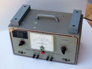 HEATHKIT VINTAGE Model PS-2 Regulated Power Supply