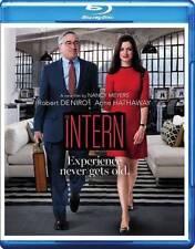 The Intern (Blu-ray/Dvd, 2016, 2-Disc Set)