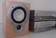 DENON PMA-201SA HIFI sépare CD Tuner Ampli Haut-parleurs DENON SCM51 2-way