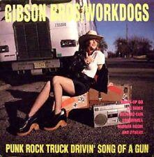 The Gibson Bros - Punk Rock Drivin Song of a Gun - 1990 Homestead NEW