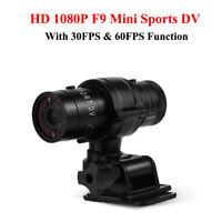 Full HD 1080P DV Imperméable IPX-4 Mini Caméra Sport Vélo Vidéo Action DVR Cam