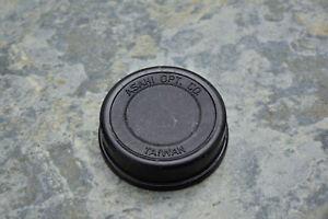 Genuine Asahi Opt. Co. Taiwan P/K Push-On Rear Lens Cap Pentax PK SMC (#3254)