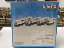 Kibri 6935 Z Scale Set of Trucks