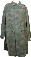 GERMAN WW2 PARA SPLINTERTARN KNOCHENSACK JUMP SMOCK X-LARGE U-158