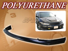 FOR 98-00 HONDA ACCORD 2 DR COUPE T-SPORT PU FRONT BUMPER LIP SPOILER BODY KIT