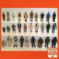 Vintage Star Wars Original Loose Kenner Action Figures Empire Strikes Back ESB