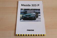 89695) Mazda 323 P - Österreich - Prospekt 04/1996