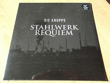 DIE KRUPPS LP: STAHLWERKREQUIEM (NEU; INCL. ALBUM AUF CD)