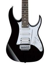 Guitares électriques noirs Ibanez 6 cordes