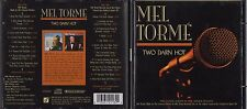 Mel Tormé - Two Darn Hot. A Night at the Concord Pavilion / Fujitsu-Co 2CD JZ1.8